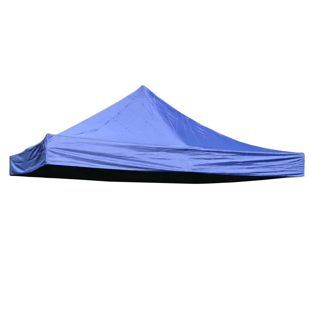 Střecha na modrý párty stan