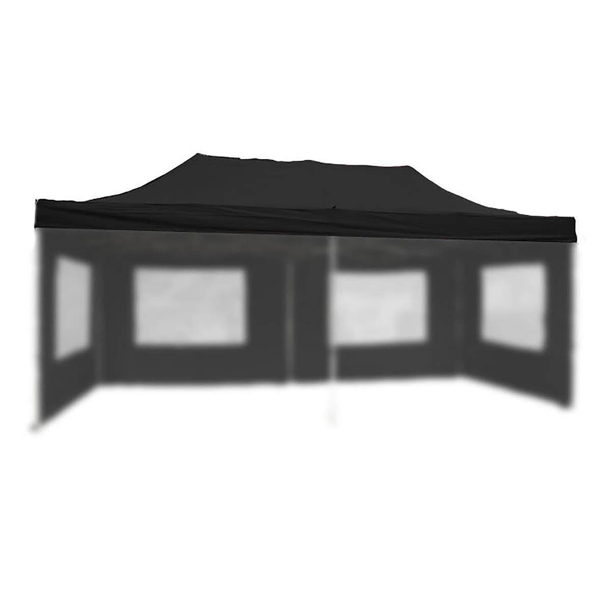 černá střecha