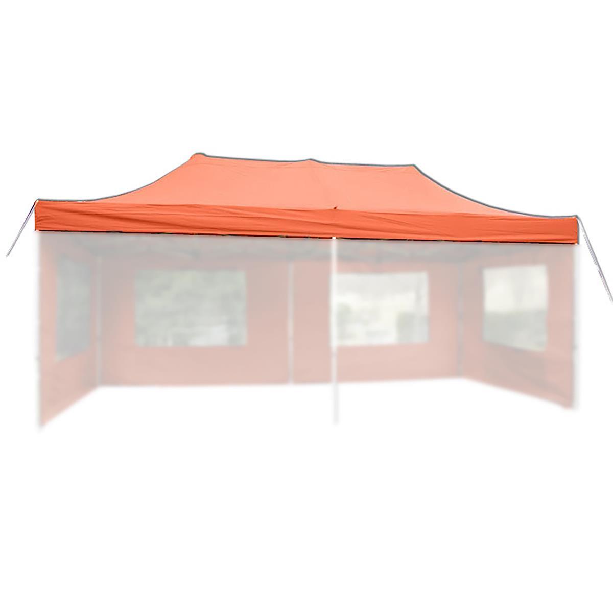 oranžová střecha