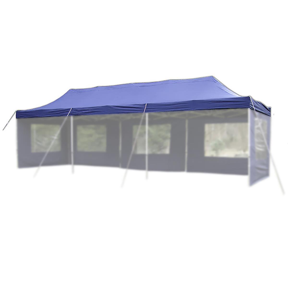 Modrá střecha 3x9 m