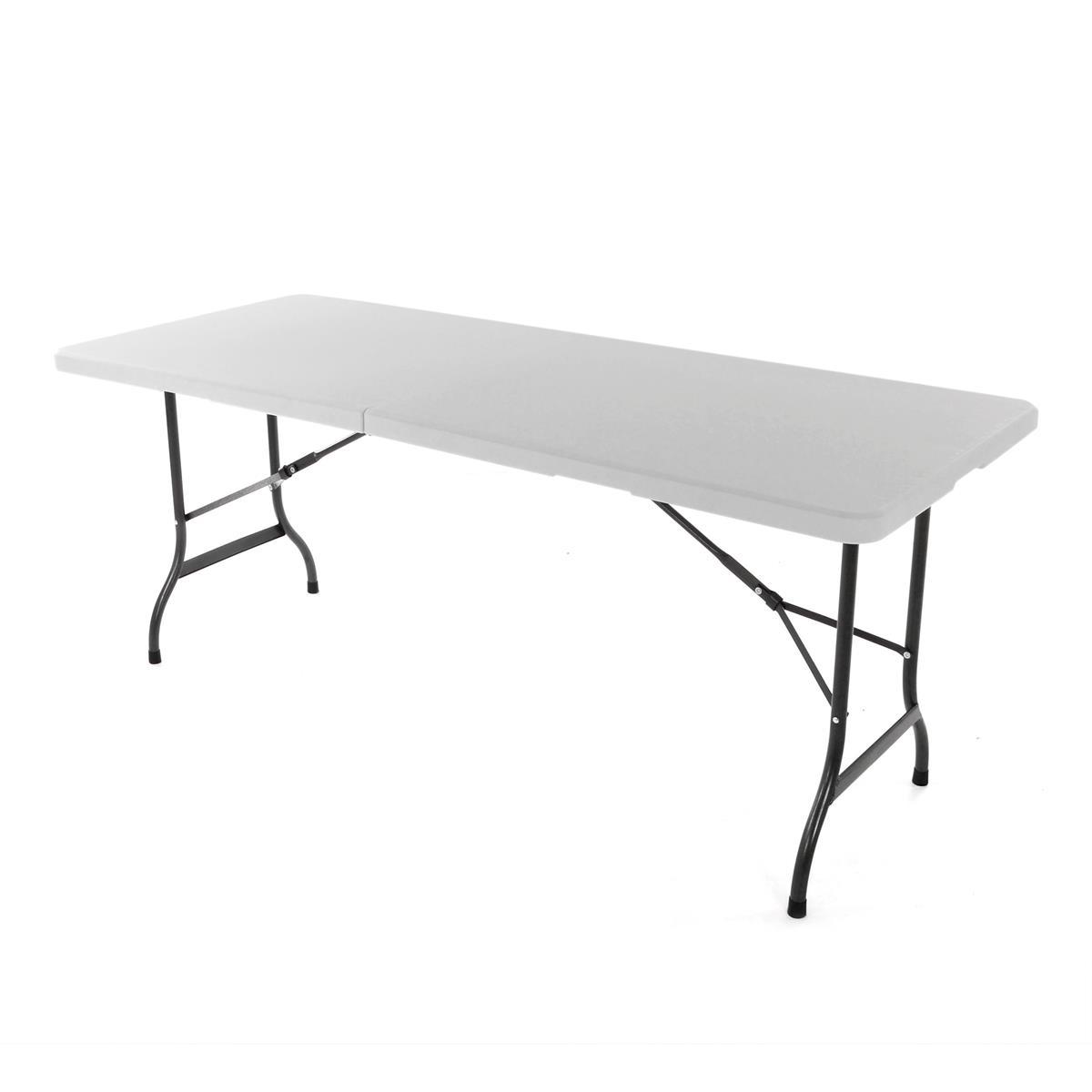 Cateringový stůl bílý